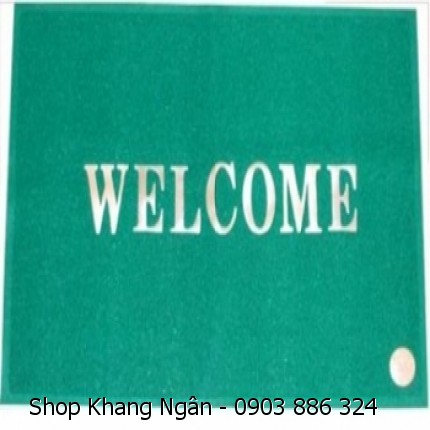 Thảm Welcome
